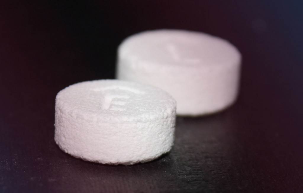 3-D Printed Drug